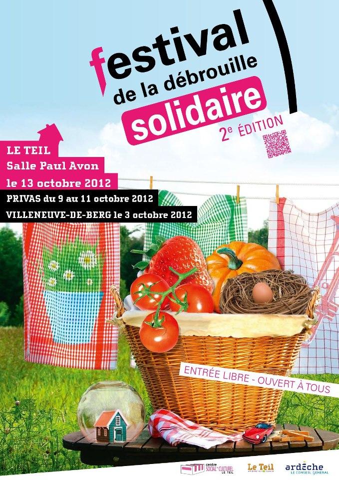 Le festival de la débrouille solidaire c'est bientôt !  561640_185180194951244_1544820434_n